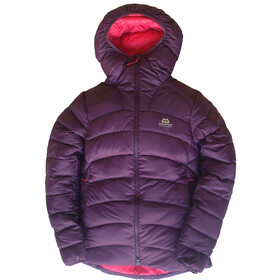 """Mountain Equipment W's Dewline Hooded Jacket Blackberry"""